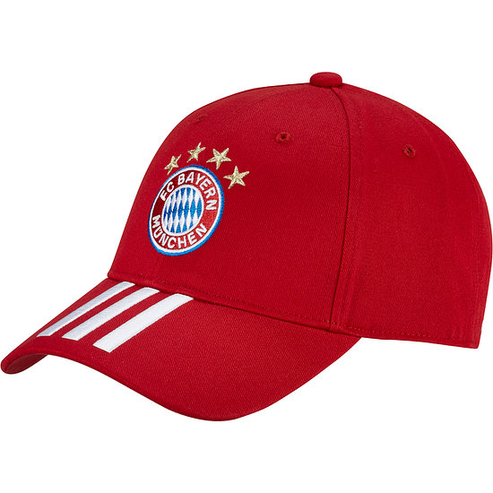 Adidas FC Bayern München BB Cap 2020/2021 Rot