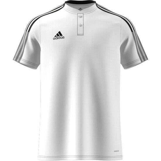 Adidas Poloshirt Tiro 21 Weiß