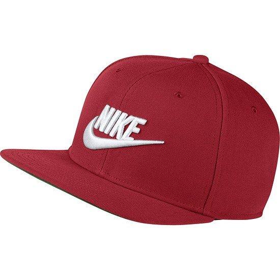 Nike Cap Sportswear Pro Rot/Grün/Schwarz
