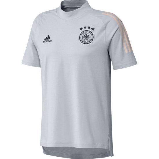 Adidas Deutschland DFB T-Shirt EM 2021 Grau