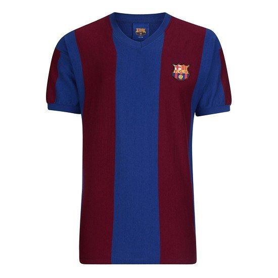 Scoredraw FC Barcelona Retro Trikot 1979 ECWC Finale