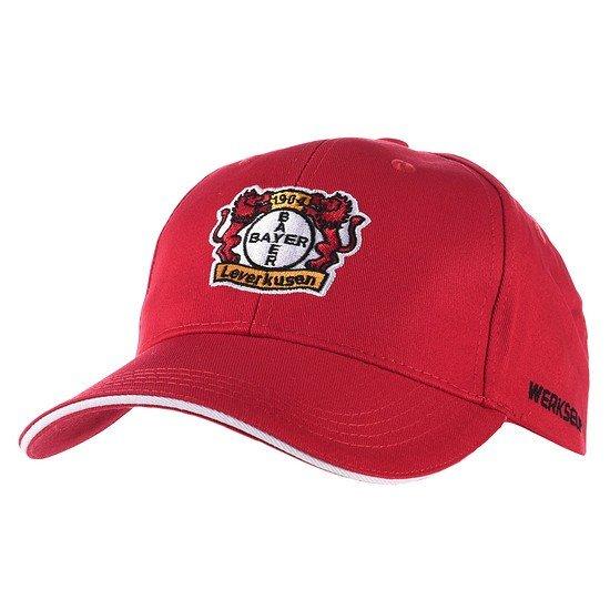 Jako Bayer 04 Leverkusen Cap rot