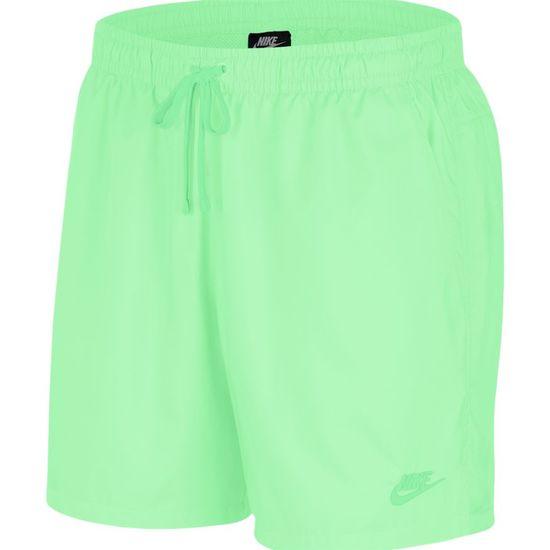 Nike Freizeit- und Badeshorts Grün Neon