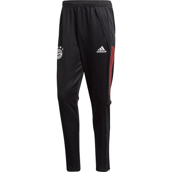 Adidas FC Bayern München Trainingshose 2020/2021 Schwarz