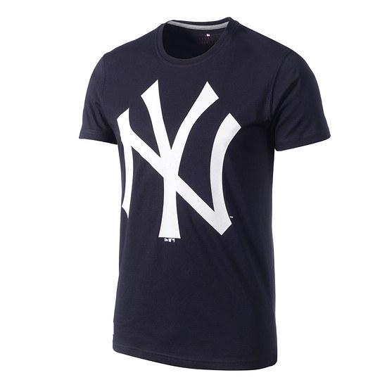 New Era T-Shirt New York Yankees blau