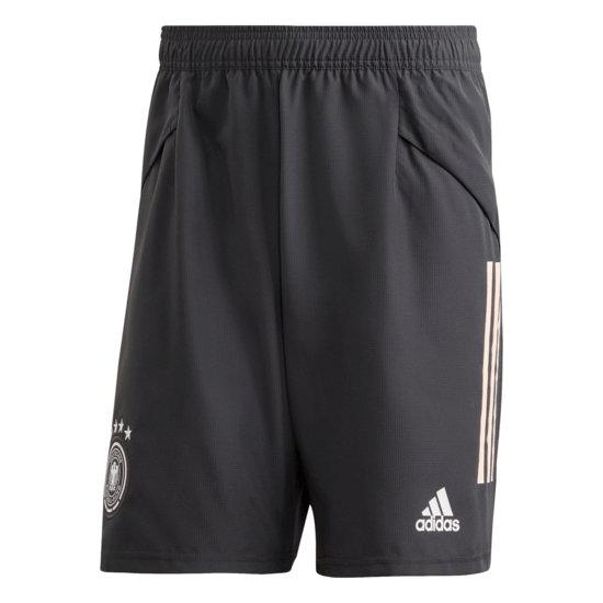 Adidas Deutschland DFB Team Shorts EM 2021 Anthrazit