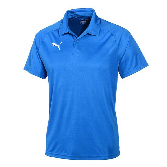 Puma Poloshirt LIGA Sideline Blau