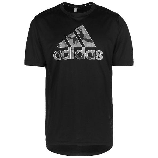 Adidas T-Shirt CAMO GT2 Schwarz