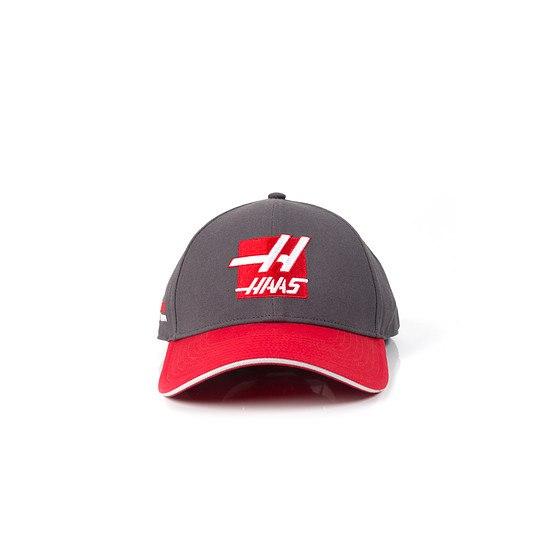 Haas F1 Cap F1 RP grau