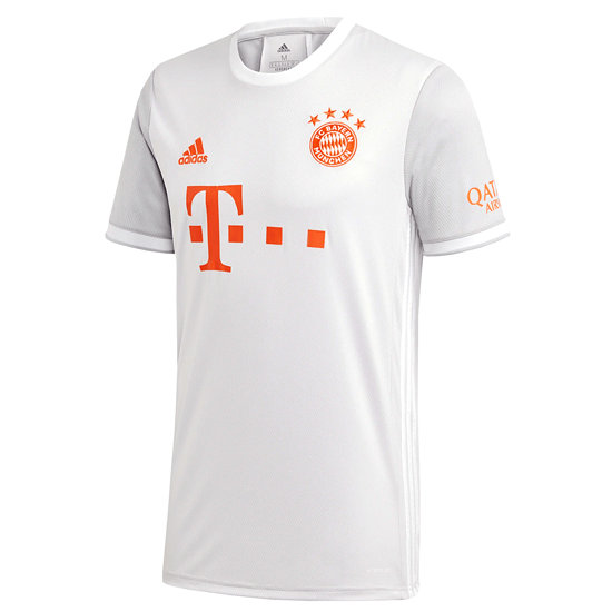 Adidas FC Bayern München Trikot 2020/2021 Auswärts