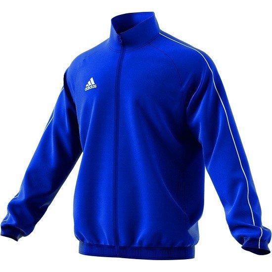 Adidas Präsentationsjacke Core 18 Blau
