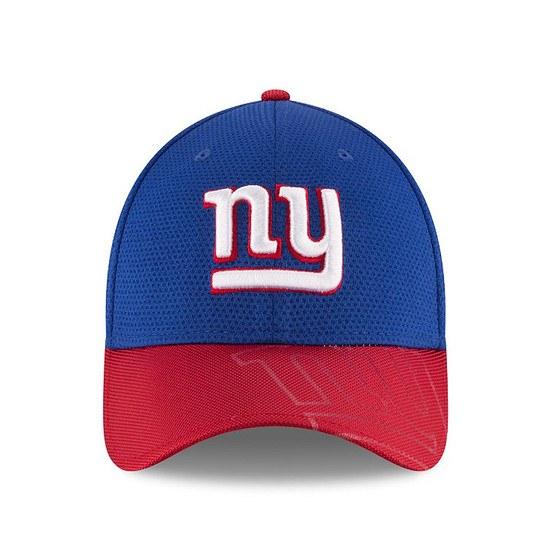 New Era New York Giants Cap Sideline 39Thirty blau/rot