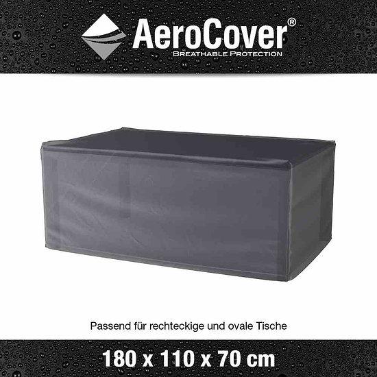 Aero Cover Schutzhülle Tische 180x110x70 cm anthrazit