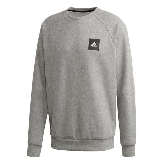 Adidas Sweatshirt MHE CREW Grau
