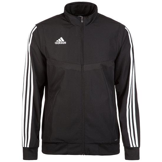 Adidas Fitness-Jacke Tiro 19 Schwarz