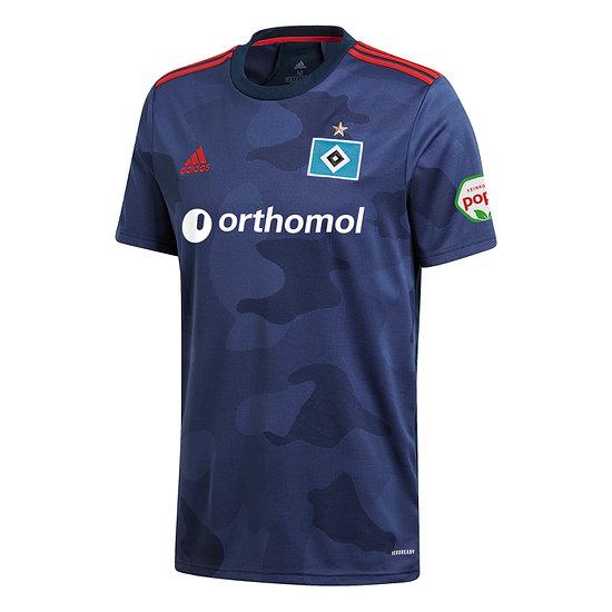 Adidas Hamburger SV Trikot 2020/2021 Auswärts