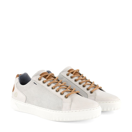 NoGRZ Sneaker I. Town weiß
