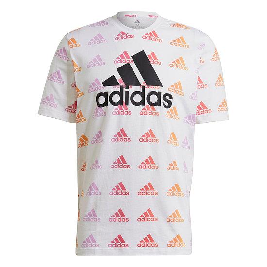 Adidas T-Shirt FAVORITES Weiß