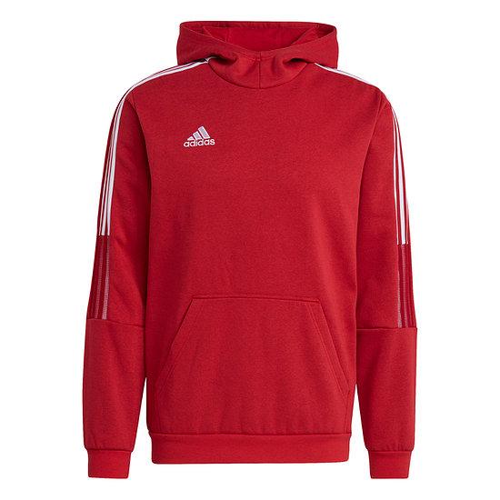 Adidas Hoodie Tiro 21 Rot