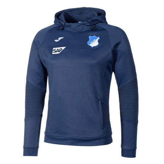 Joma TSG 1899 Hoffenheim Hoodie Basic blau