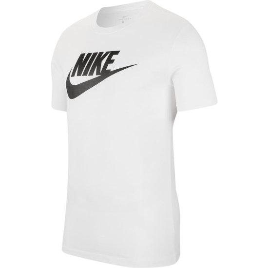 Nike T-Shirt Icon Futura Weiß