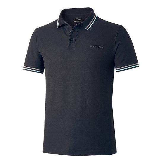 Lotto Poloshirt Classica schwarz