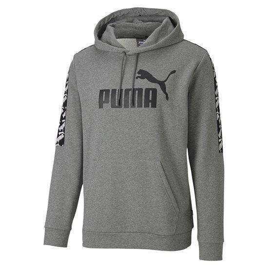 Puma Hoodie Amplified Grau