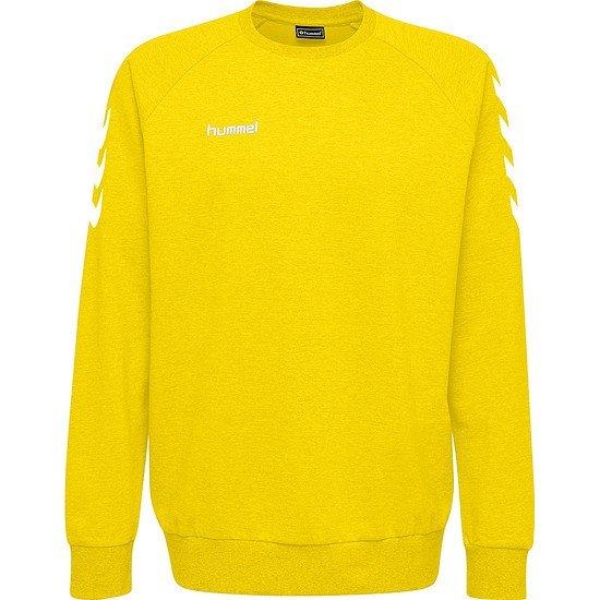 hummel Sweatshirt Go Cotton gelb