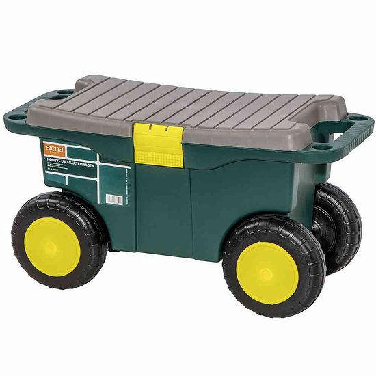 Siena Garden Gartenwagen grün