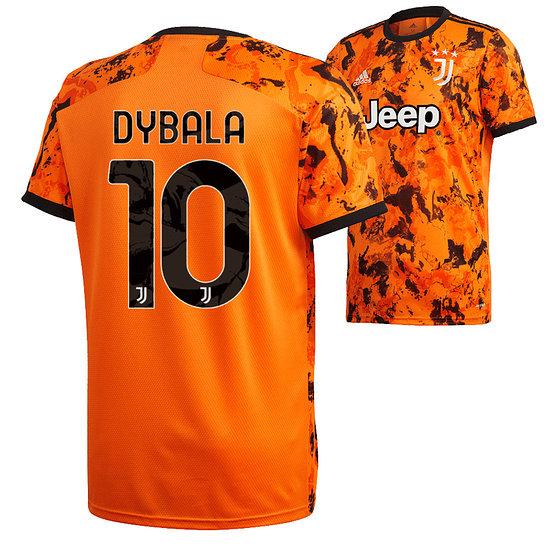 Adidas Juventus Turin Trikot DYBALA 2020/2021 CL