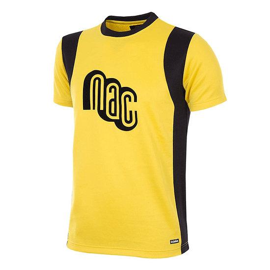 Copa NAC Breda 1981/82 Short Sleeve Retro Shirt