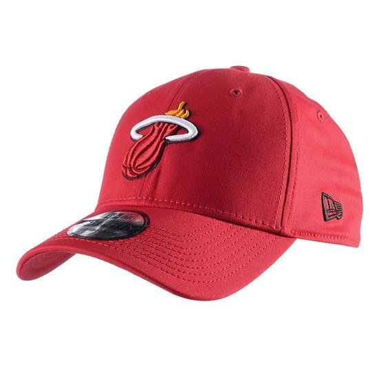 New Era Miami Heat Cap Team 39Thirty rot