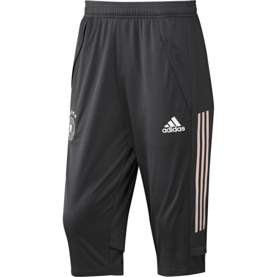 Adidas Deutschland DFB Trainingshose 3/4 EM 2021 Anthrazit
