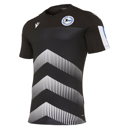 Macron Arminia Bielefeld Trainingsshirt 2020/2021 schwarz/weiß/royal