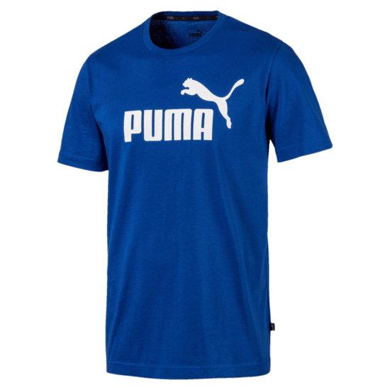 Puma T-Shirt ESS No.1 Galaxy Blue