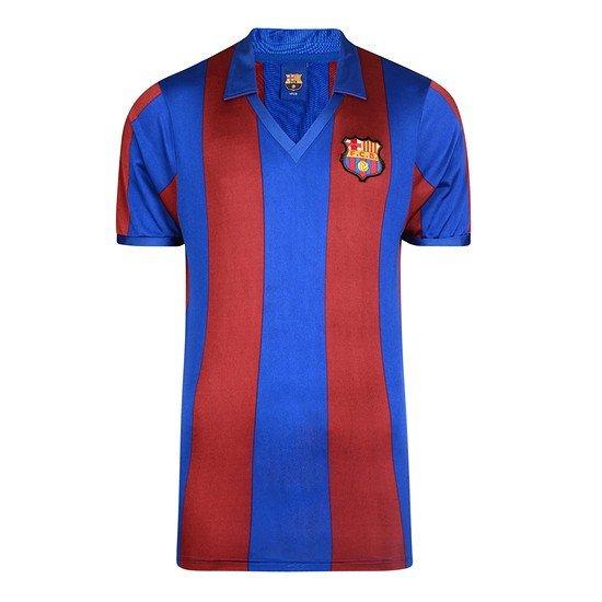 Scoredraw FC Barcelona Retro Trikot 1982