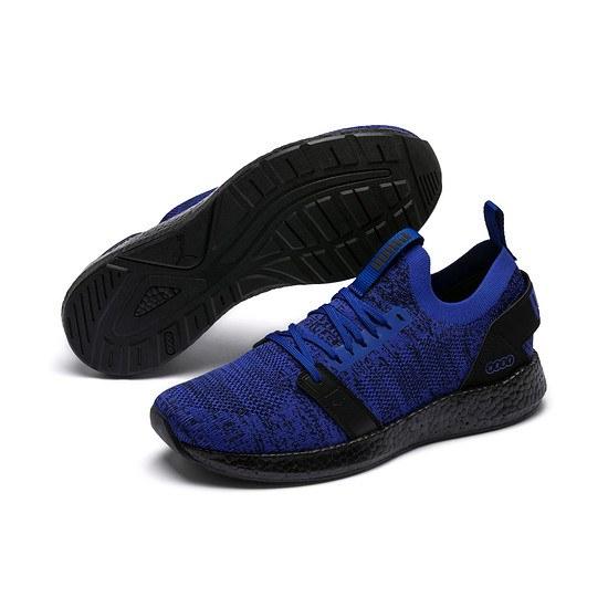Puma Sneaker NNEK Engine Schwarz/Blau