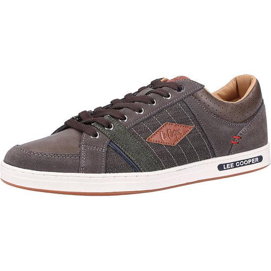 Lee Cooper Sneaker Leder/Textil castle rock