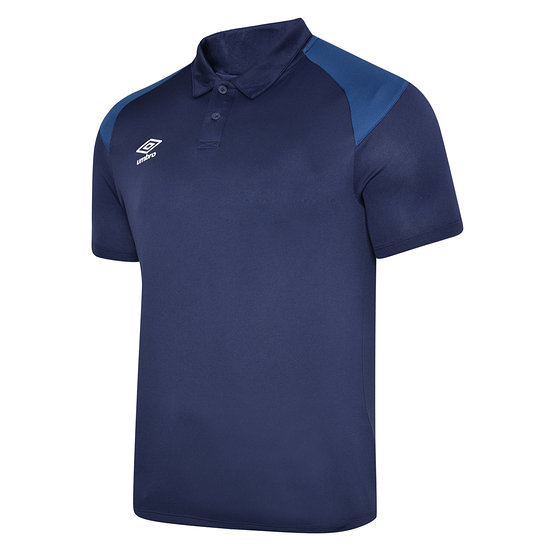 Umbro Poloshirt Poly S20 Dunkelblau