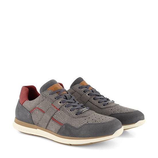 NoGRZ Sneaker J. Mocker grau