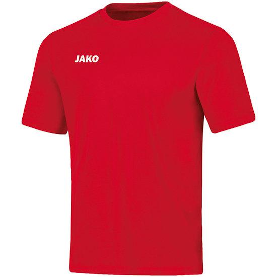 Jako T-Shirt Base rot