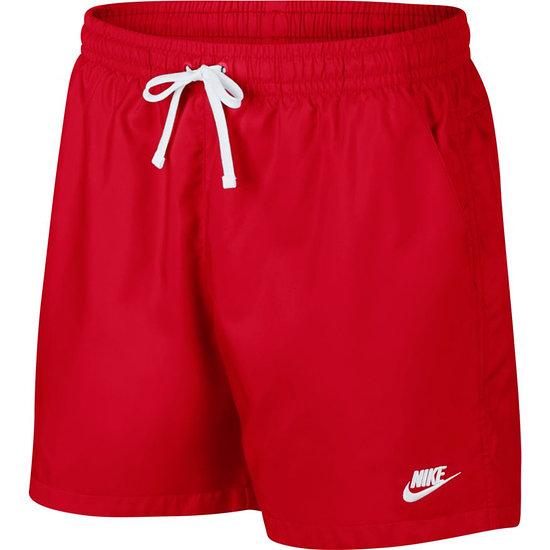 Nike Freizeit- und Badeshorts Rot