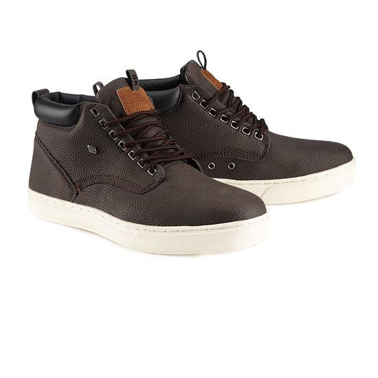 British Knights Sneaker Wood dunkelbraun/schwarz