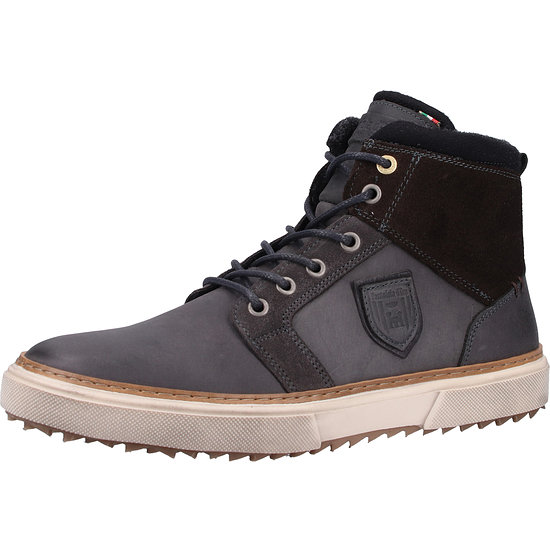 Pantofola d'Oro Sneaker High Leder dark shadow