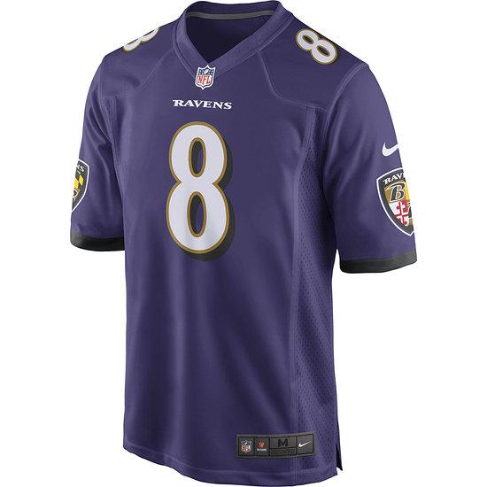 Nike Baltimore Ravens Trikot Heim Game Jackson