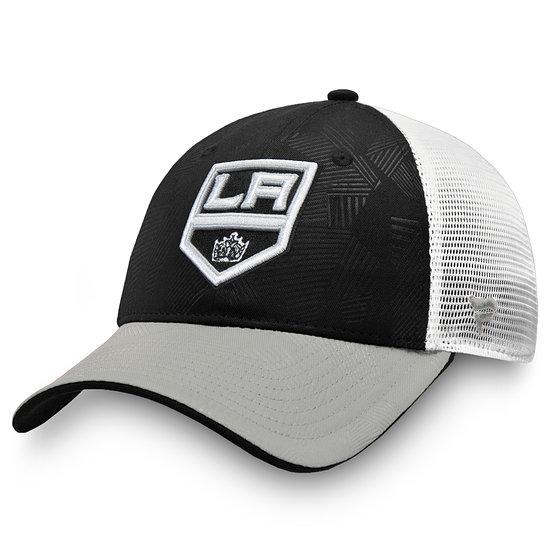 Fanatics Los Angeles Kings Iconic Cap schwarz/weiß