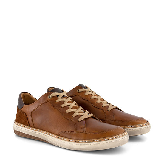 TRAVELIN OUTDOOR Sneaker Northampton cognac