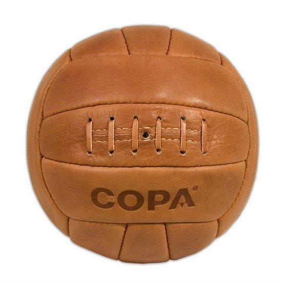 Copa Fußball 1950's Retro braun