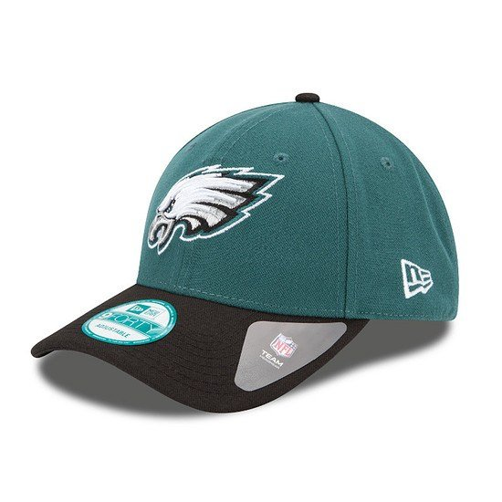 New Era Philadelphia Eagles Cap The League Team grün/schwarz