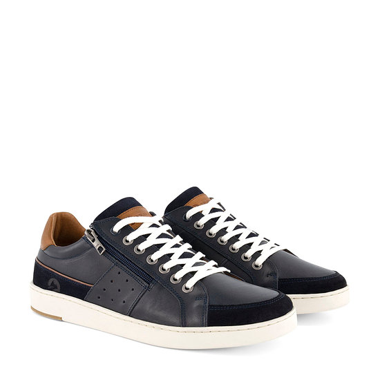 TRAVELIN OUTDOOR Sneaker Hereford navy